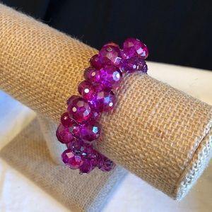 Jewelry - Radiant Bead Stretch Bracelet